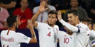 Ronaldo menggila, cetak tiga goal indah