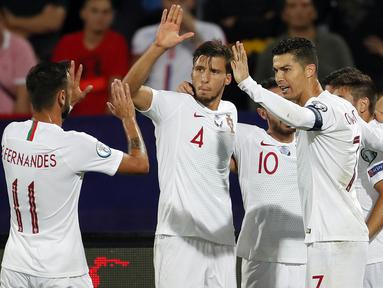 Photo of Ronaldo Girang memecahkan rekor di Piala Kualifikasi Euro 2020