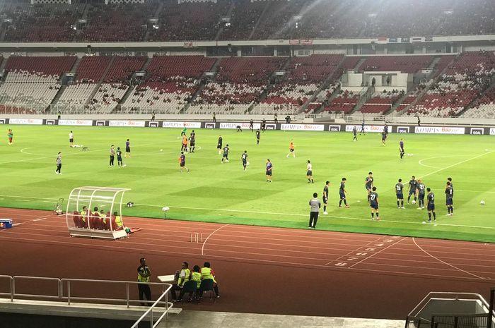 Berubah strategi kunci kemenangan Thailand atas Indonesia 1