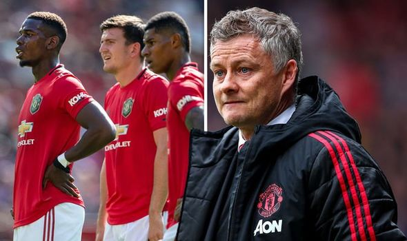 masalah utama Manchester United