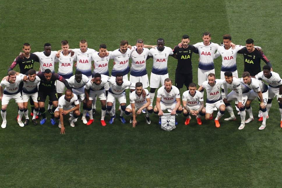 Bola Prediksi - Tottenham Squad