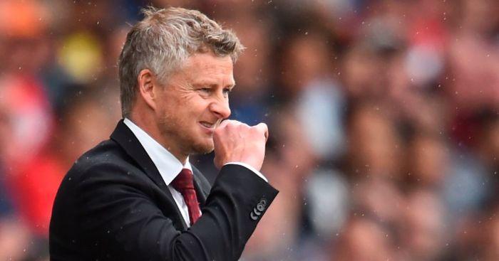 Ole Gunnar Solskjaer Manchester United F