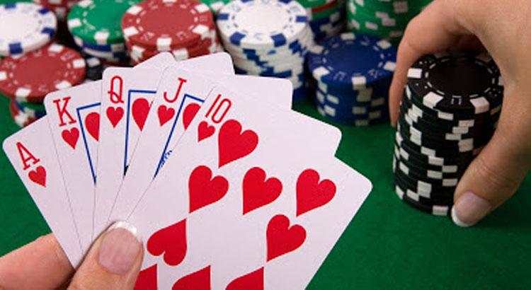 Pengaturan Kartu Poker Kasino di Texas Holdem