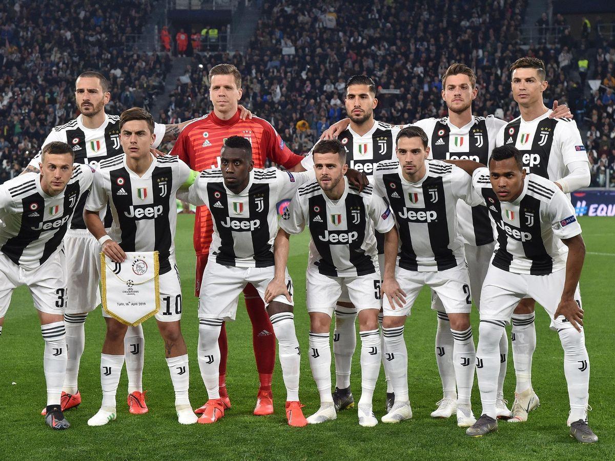 Prediksi Bola Duel - Juventus Squad 2019