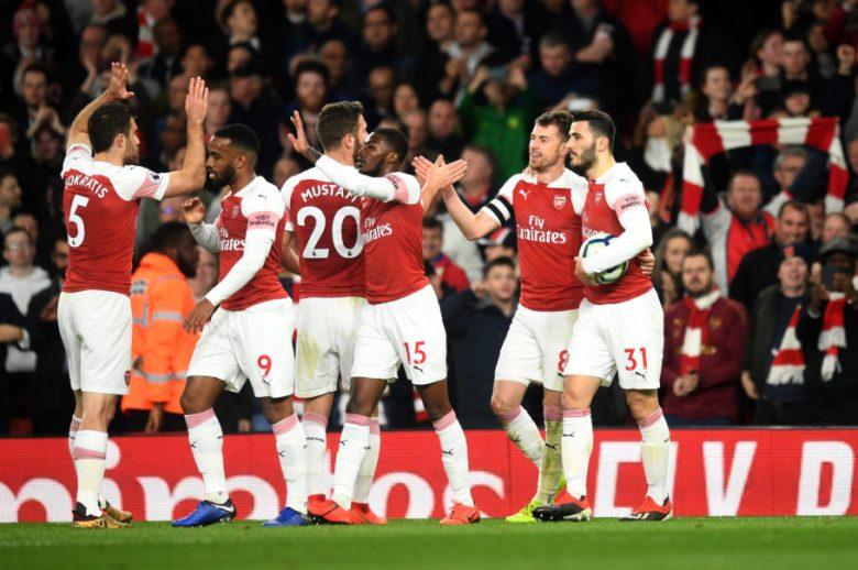 Prediksi Jitu Benar - Arsenal Squad 2019 - Hasil Prediksi