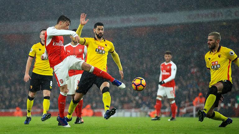 Prediksi Jitu Benar - Watford vs Arsenal - Hasil Prediksi
