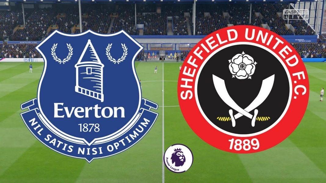 Prediksi Pasti Laga - Everton Vs Sheffield United