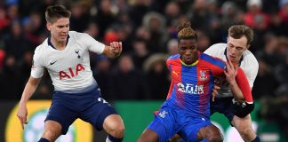Prediksi Pasti Tepat - Crystal Palace vs Tottenham - Hasil Prediksi