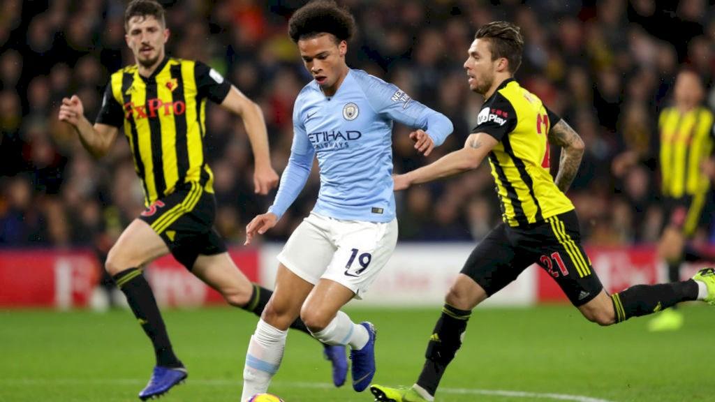 Prediksi Tepat Laga - Manchester City Vs Watford
