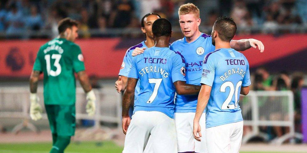 Prediksi Tepat Laga - Manchester City