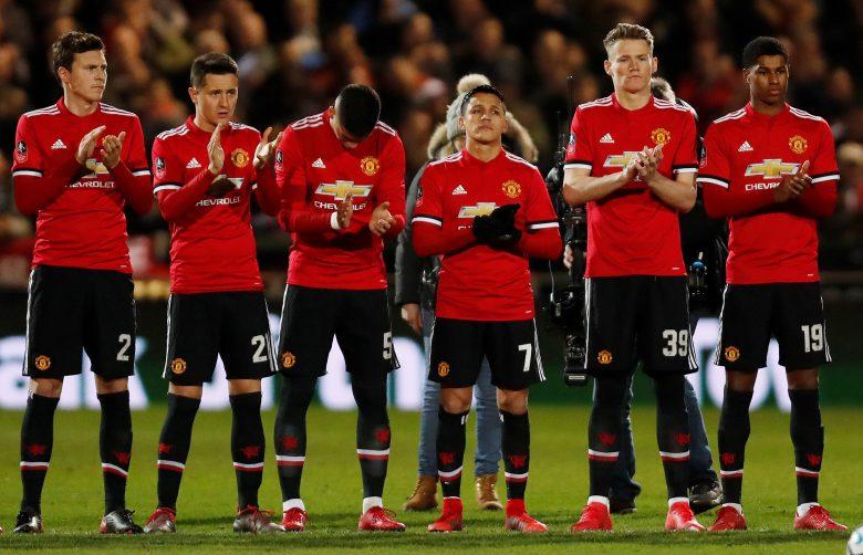 Prediksi Terbaik - Manchester United Squad 2019 - Hasil Prediksi