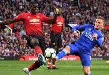 Prediksi Terbaik - Manchester United vs Leicester Squad 2019 - Hasil Prediksi