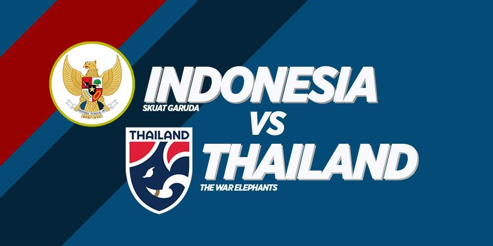 kunci kemenangan Thailand atas Indonesia