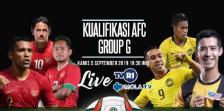 indonesia afc cup 2019