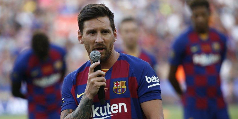 Photo of Hubungan antara Barcelona dan Lionel Messi menurut rumor retak, inilah jawaban Ernesto Valverde
