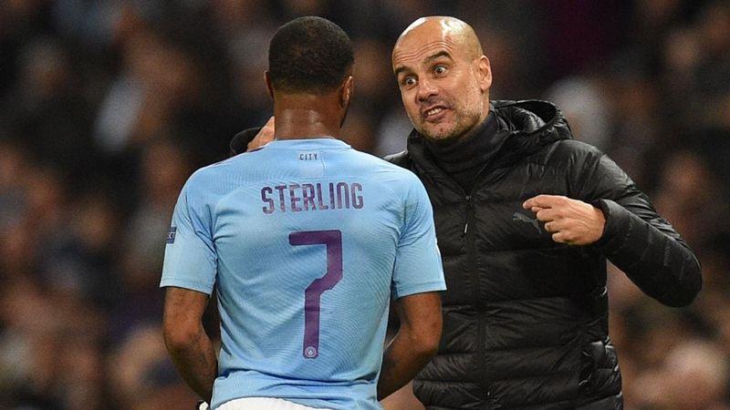 Tak Berhenti Cetak Gol, Guardiola Bangga Dengan Sterling