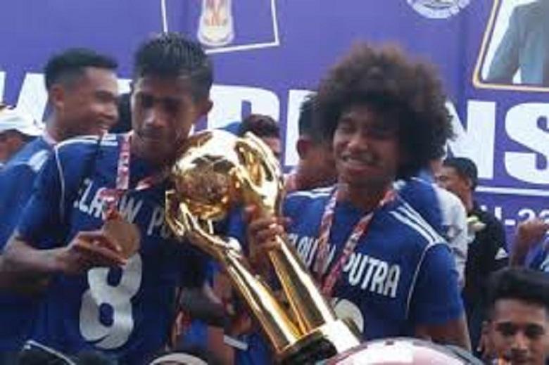 Photo of Kapolda Lirik Pemain Sepak Bola Terbaik Asal Maluku