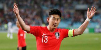 Berita Bola Son Heung Min
