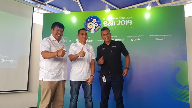 U-20 All Star, Indonesia Akan Menghadapi Inter Milan, Real Madrid dan Arsenal