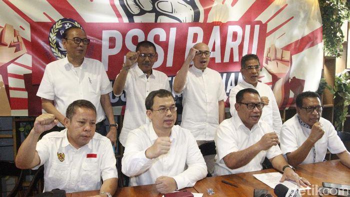 Photo of 9 Caketum Kumpul, Ungkap Kejanggalan dan Kecurigaan Menuju Kongres PSSI