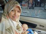 Tersentuh Nasib Balita Aceh Utara yang Menderita Katarak, Haji Uma Terbang ke Medan Bawa Bantuan