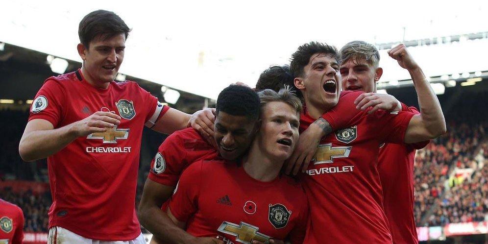 Starting XI Yang Terkuat Manchester United adalah ? Jika Semua Pemain Fit 2019 1