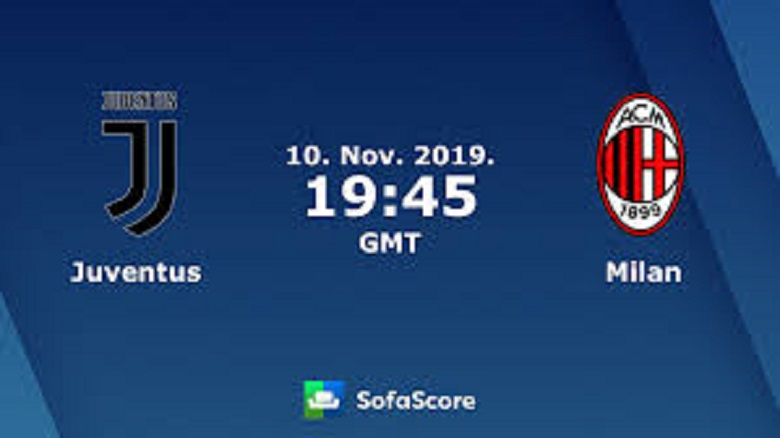Photo of Prediksi Juventus vs AC Milan 11 November 2019