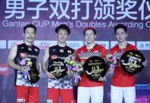 Juara Fuzhuo China Terbuka 2019