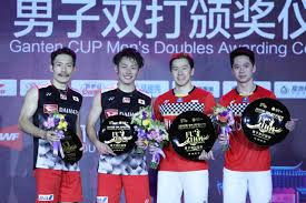 Photo of Juara Fuzhuo China Terbuka 2019