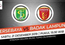 Liga Shopee Hasil Pertandingan Persebaya VS Badak Lampung