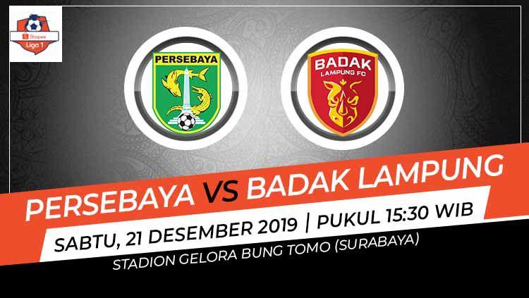 Photo of Liga Shopee Hasil Pertandingan Persebaya VS Badak Lampung