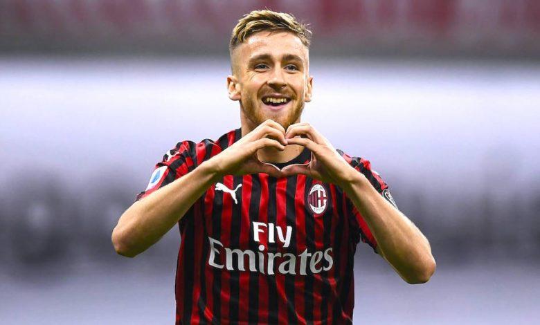 Saelemaekers Bertekad Bawa AC Milan Kalahkan Napoli Buat Pioli 1