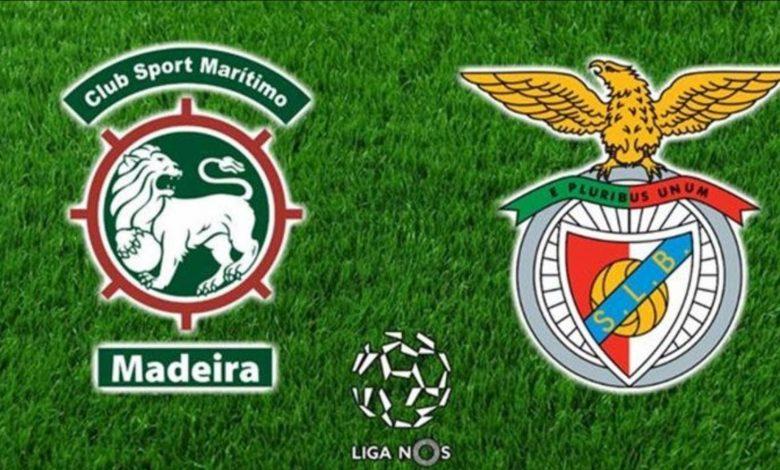 Prediksi Maritimo vs Benfica 1 Desember 2020 1