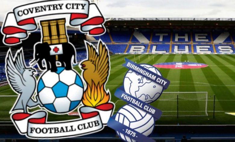 Prediksi Bola Hari Ini Coventry City vs Birmingham City 21 November 2020 Bocoran Bandar 1