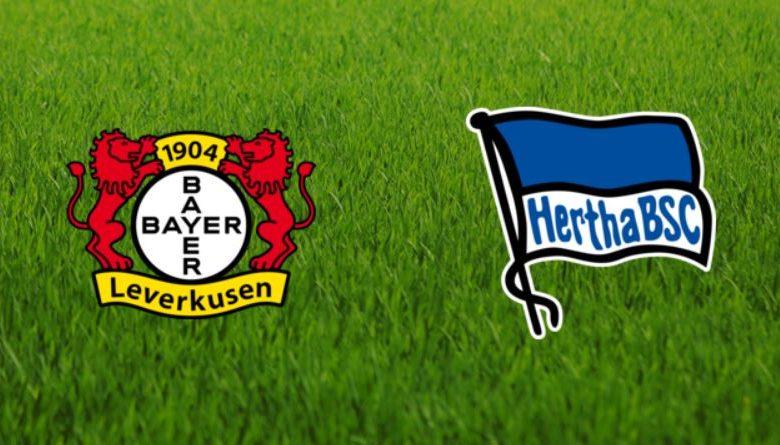 Prediksi Bola Bayer Leverkusen vs Hertha Berlin 29 November 2020 1