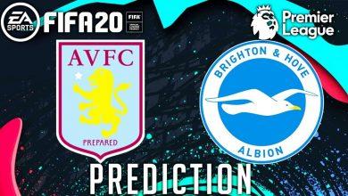 Photo of Prediksi Wama88 Aston Villa vs Brighton 21 November 2020