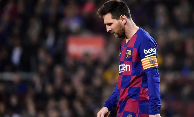 Efek Jika Messi Hengkang dari Barcelona 1