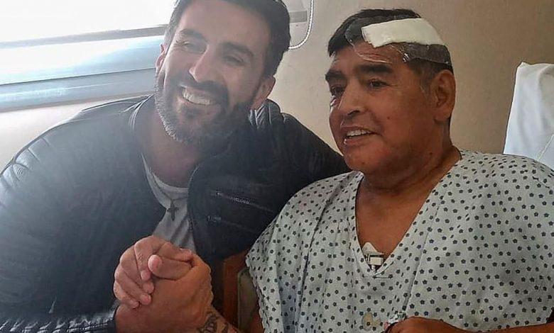 Diego Maradona Meninggal Dua Minggu Setelah Operasi Pembekuan Darah di Otak 1