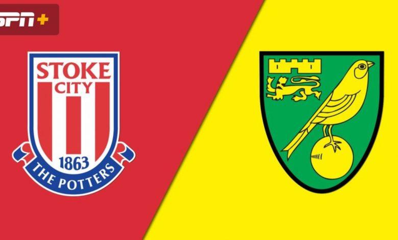 Prediksi Bola Stoke City vs Norwich City 25 November 2020 1