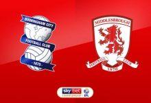 Photo of Prediksi Bola Birmingham vs Middlesbrough 19 Desember 2020