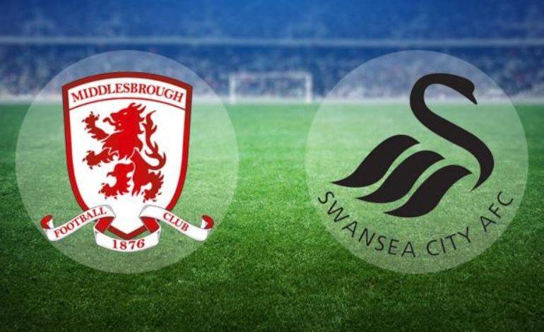 Prediksi Middlesbrough vs Swansea 3 Desember 2020 1