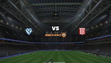 Photo of Live Streaming  Vélez Sarsfield vs Estudiantes de La Plata 28 Desember 2020