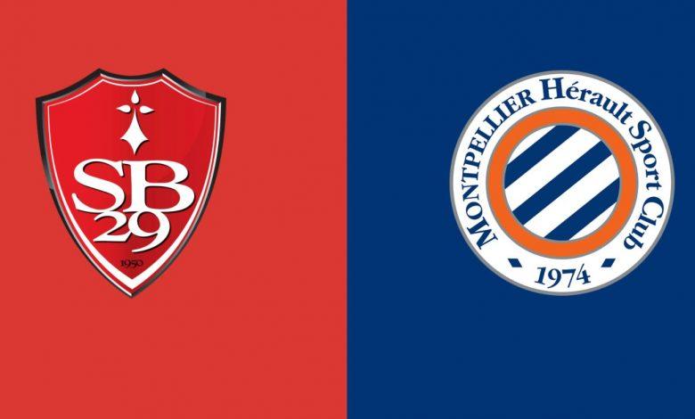 Prediksi Brest vs Montpellier 20 Desember 2020 1