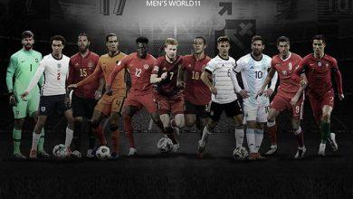 Photo of List Lengkap Pemain FIFPro 2020