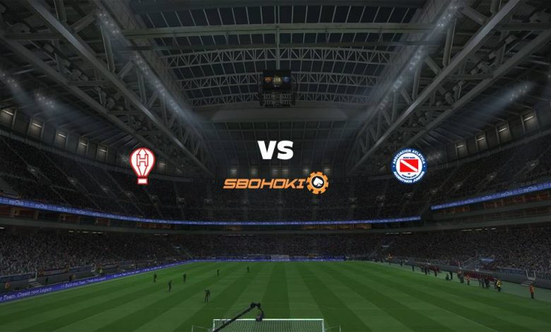 Live Streaming  Huracán vs Argentinos Juniors 5 Januari 2021 1