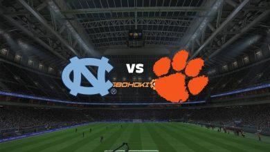 Photo of Live Streaming  North Carolina vs Clemson 20 Februari 2021