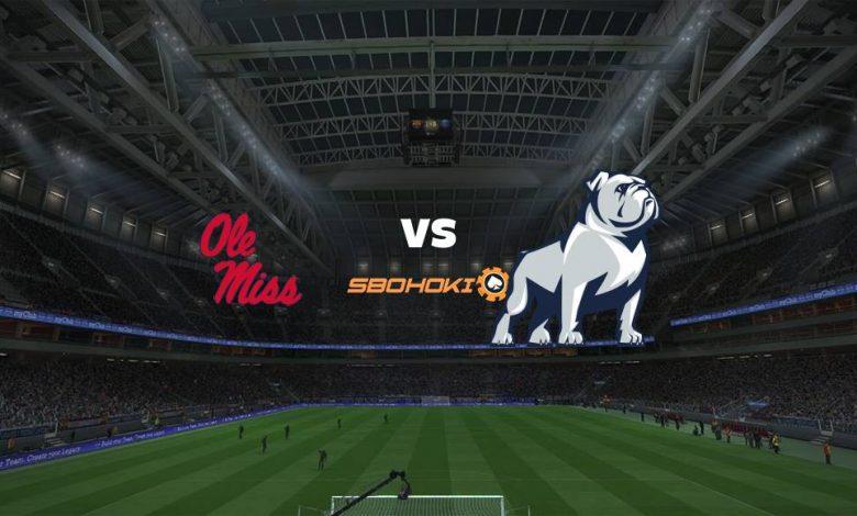 Live Streaming  Ole Miss Rebels vs Samford 26 Februari 2021 1