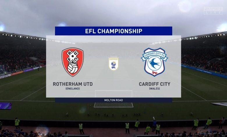 Prediksi Bola: Rotherham United vs Cardiff City 1