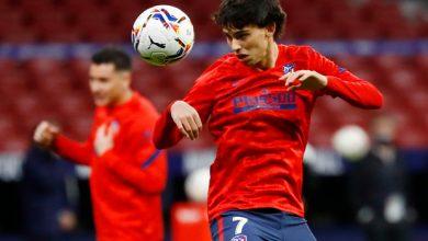 Photo of Joao Felix Terkena Virus Corona, Atletico Madrid Meringis