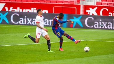 Photo of Libas Sevilla, Dembele Sumbang Gol